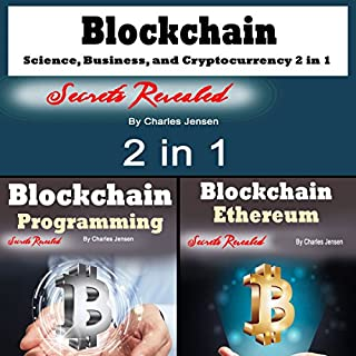 Blockchain: Science, Business, and Cryptocurrency 2-in-1 audiobook cover art