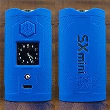 ModShield ByJojo for SX Mini G Class 200W TC Silicone Case SXmini G-Class Skin Sleeve Cover Wrap Shield (Blue)