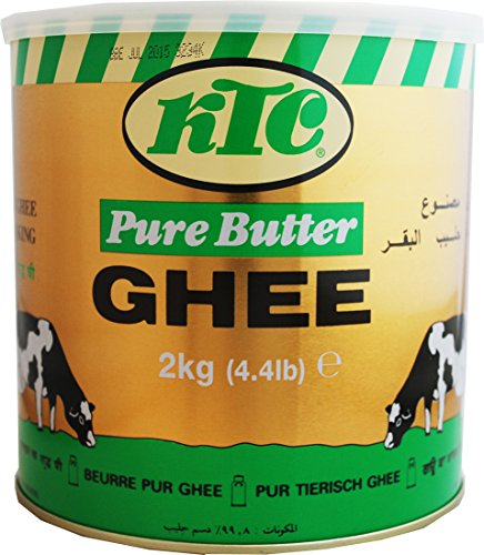 KTC pur beurre Ghee 2 kg