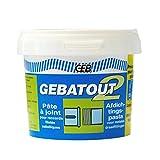 GEB 60698-103982 compuesto Gebatout 2 de unión para juntas roscadas metálicas en las tuberías/calefacción Box No. 2500 g