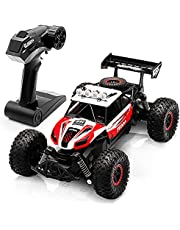 WQ Rc Car Toy Remote Control Racing Car, 2.4ghz Off Road Rc Truck, 1/14 Scale Rc Truck - All Terrain Waterproof Toys Trucks for Kids and Adults