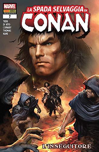 #MYCOMICS La espada salvaje de Conan N° 7 – Panini Comics – Italiano