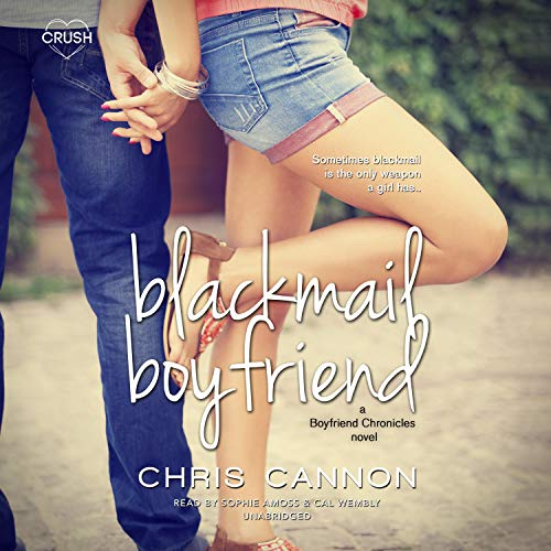 Blackmail Boyfriend cover art