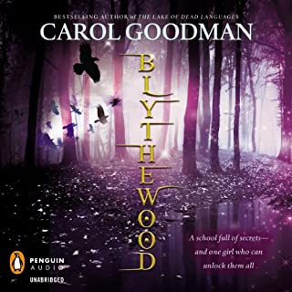 Blythewood audiobook cover art