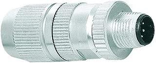 Harting 21032411301 Circular Metric Connectors CIRCULAR CONNECTOR W. HARAX M12 L3 M