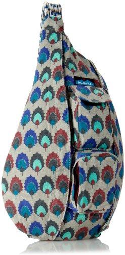 KAVU Rope Bag, Holly Leaf, One Size