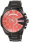 Diesel Diesel Chi Chronograph Black Dial Men's Watch-DZ4318