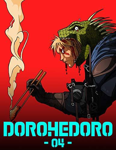 Dorohedoro: Dorohedoro, Vol. 4| Japanese manga and anime series FAN | Hayashida Q. (English Edition)
