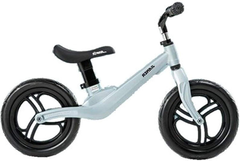 FFAJ Nessun Pedale 1-3-6 Anni bilanciamento Auto Scivolo Auto Bambini Bicicletta (Coloree   B)