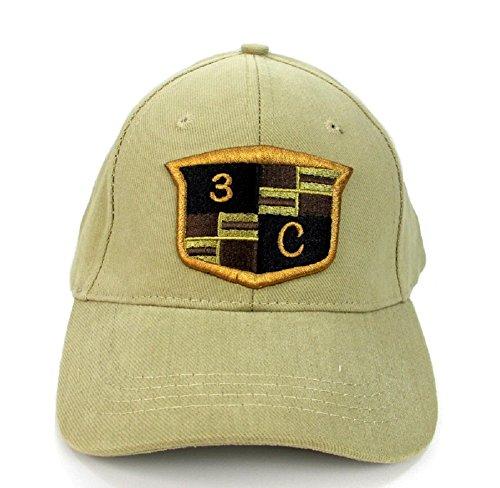 Cap Hat Seal Team 3 Platoon Charlie Navy Seal Green