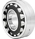 NTN 22208CD1 Spherical Roller Bearing, 40 mm x 80 mm x 23 mm