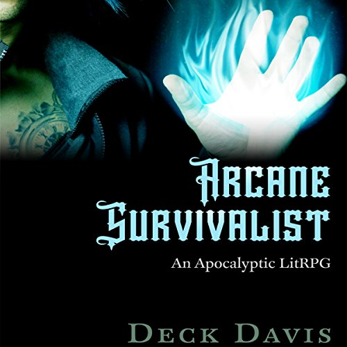Arcane Survivalist cover art