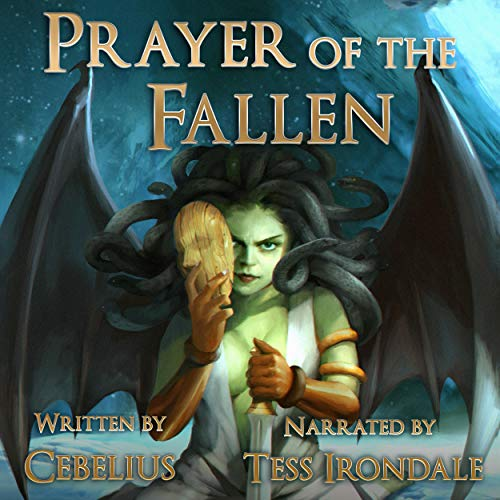Prayer of the Fallen (A Monster Girl Harem Fantasy) Audiobook By Cebelius cover art