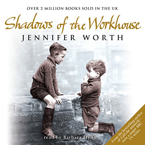 Shadows of the Workhouse audiobook cover art
