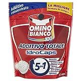 Omino Bianco - Additivo Totale 5 in1 IdroCaps -Smacchiatore - 12capsule - 240g