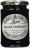 Wilkin & Son Tiptree Jams Blackcurrant 12oz (Pack of 2)