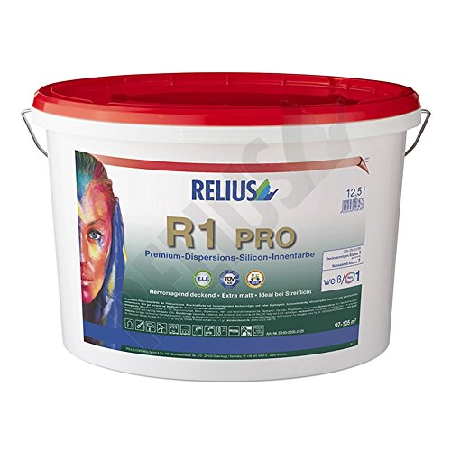 Relius R1 Pro ELF, weiß / Basis 1, 12,5 Ltr.