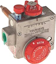 """Robertshaw 110-326 Water Heater Thermostat with 1-3/8"""" Shank, 3-1/2"""" W.C, Natural Gas, 4.75"""" x 9.13"""" x 6"""""""