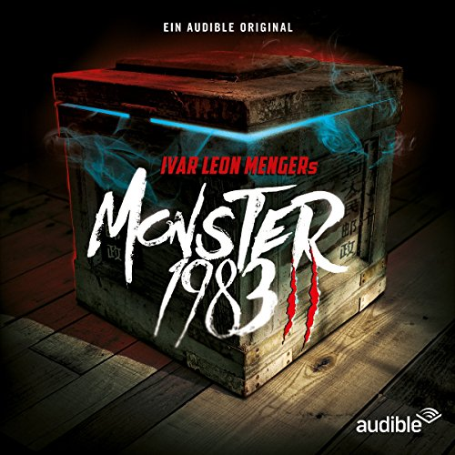 Monster 1983: Die komplette 2. Staffel audiobook cover art