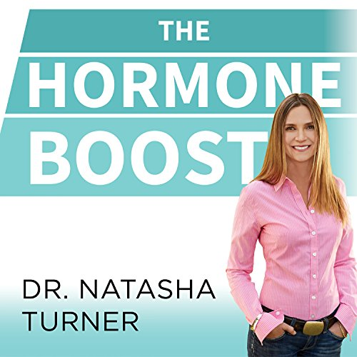 The Hormone Boost audiobook cover art