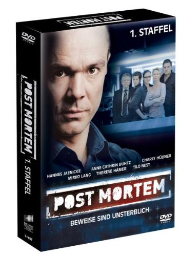 Post Mortem - 1. Staffel [3 DVDs]