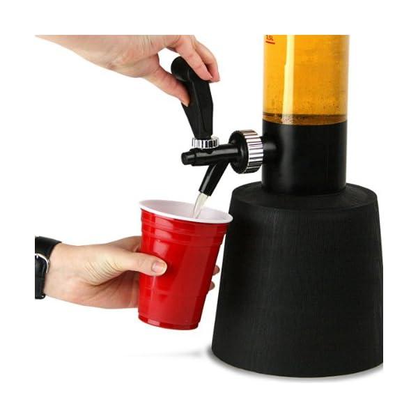 Bar@Drinkstuff – Dispensador de la bebida trago de cerveza torre