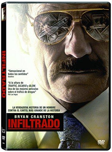 Infiltrado (The Infiltrator) [DVD]