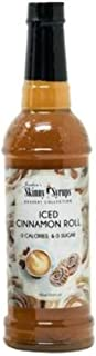 calories in cinnamon dolce syrup