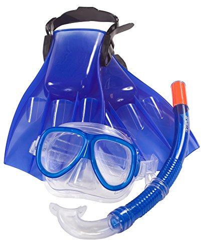 Sportx Boy 's Anfänger Swim Set, blau, Größe 34–38
