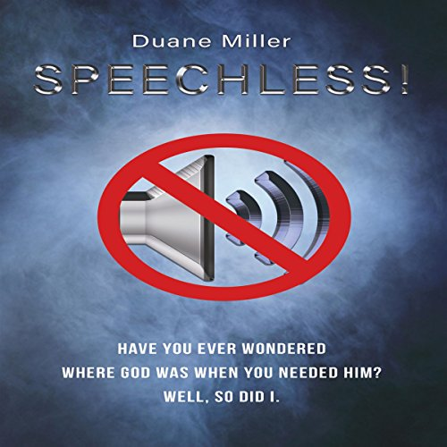 Speechless audiobook cover art