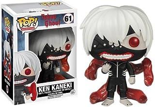 Figura de acción Funko POP Anime: Ken de Tokyo Ghoul