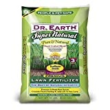 Dr. Earth Super Natural Lawn 9-0-5 Fertilizer, 18 lb