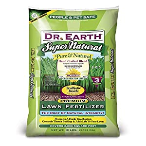 Dr. Earth Super Natural Lawn Fertilizer