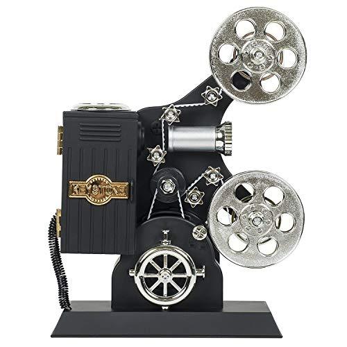 Filmprojektor Kunststoff, Spieluhr, Musik
