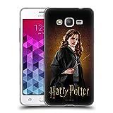 Officiel Harry Potter Hermione Granger Chamber of Secrets IV Coque en Gel Doux Compatible avec Samsung Galaxy Grand Prime