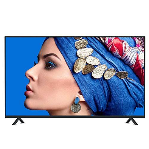 ZFFSC TV de Calidad HD 24/32/55 / 60 Pulgadas 4K Ultra HD LED TV Inteligente, TV Inteligente de Red, Pantalla de explosión templada, Pantalla de proyección inalámbrica TV de Calidad HD