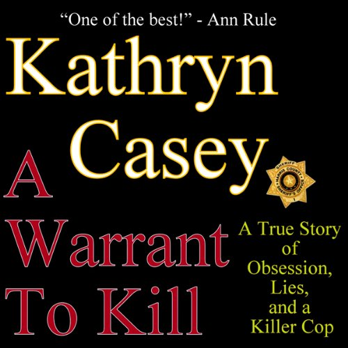 A Warrant to Kill audiobook cover art
