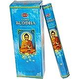 HEM - Caja de incienso (6 unidades = 120 palos) (Lord Buddha)