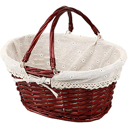 large baskets with handles - 2