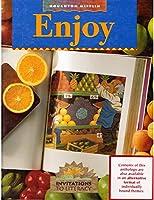 Houghton Mifflin Enjoy 0395914841 Book Cover