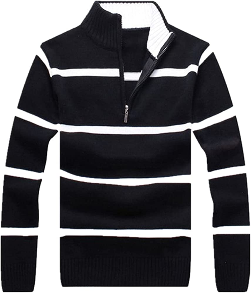Men Homme Sweater Autumn Winter Classic Casual Sweaters