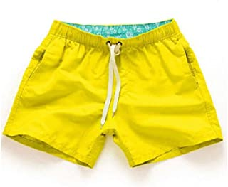 neveraway Men's Swim Trunks Quick Dry Beach Board Swimwear Bathing Suit Shorts