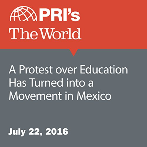 A Protest over Education Has Turned into a Movement in Mexico cover art