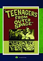 Teenagers from Outer Space / [DVD]