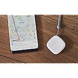 サムスン SmartThings Tracker Live (SMV110VZWVB) GPS対応トラッキング 全国のLTE-Mネットワーク経由 | 子供 車 鍵 ペット財布 荷物などに使用 - Sサイズ ホワイト