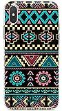 LA COQUERIE Wiko Slide Case with Mayan Design Silicone