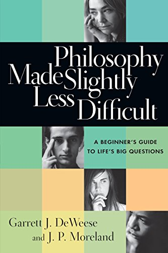Image of Philosophy Made Slightly Less Difficult: A Beginner's Guide to Life's Big Questions