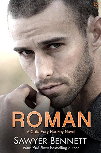 Roman: A Cold Fury Hockey Novel (Carolina Cold Fury Hockey Book 7) (English Edition)