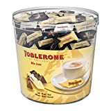 Toblerone minis mix box lait & : chocolat foncé, blanc, boîte, verrou schokoriegel 904 g