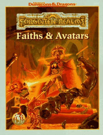 Faiths & Avatars (Advanced Dungeons & Dragons: Forgotten Realms, Campaign Expansion/9516)